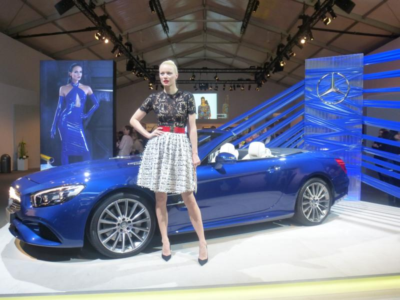 Mercedes-Benz Fashion Week